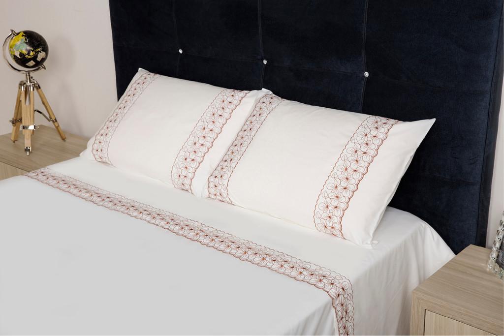 Jogo de lençol Cozumel